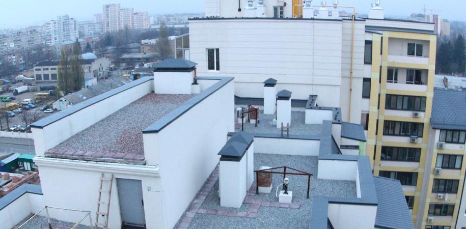 Dachy odwrócone (zielone dachy)
