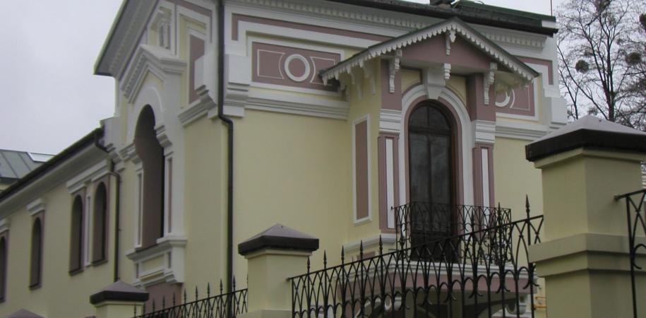 Rekonstrukcja pomników architektury